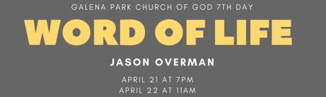 Word of Life worship weekend: Galena Park, TX