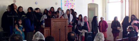 Women's Ministry Day in Ossining, NY