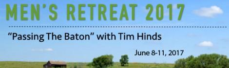 Still Waters Prairie Men's Retreat 2017