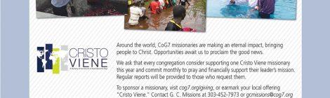 G. C. Missions